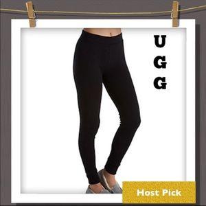 Black UGG jogger pants